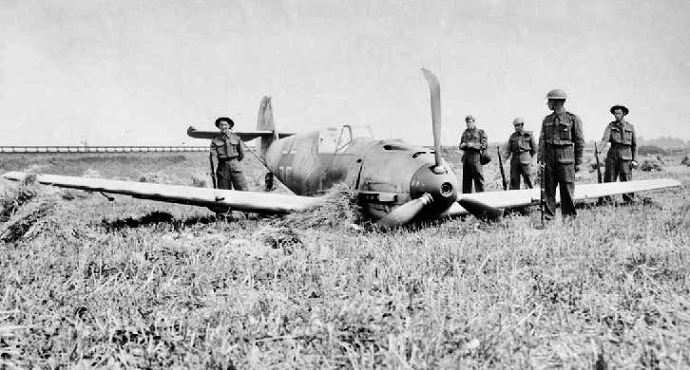 Messerschmitt BF 109zx