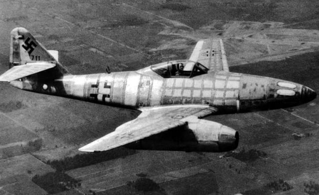 Messerschmitt Me 262s