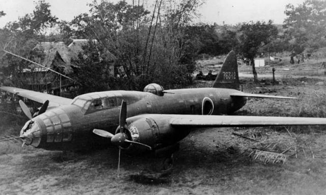 Mitsubishi G4M 33