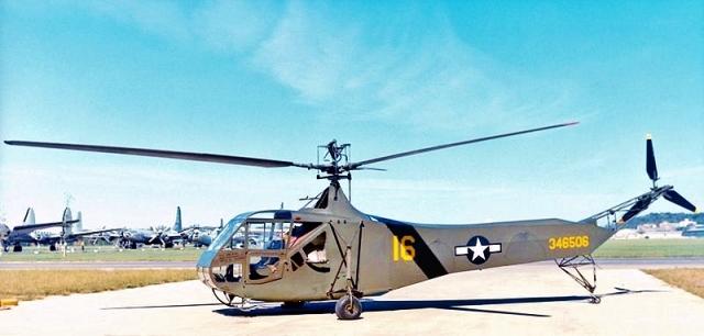 Sikorsky R-4doo