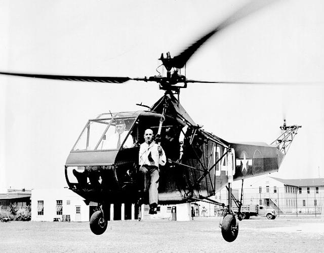 Sikorsky R-4ooo