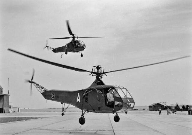 Sikorsky R-4s
