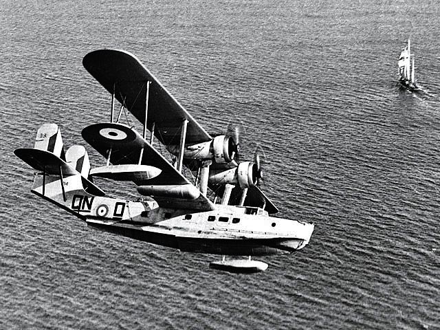 Supermarine Stranraer
