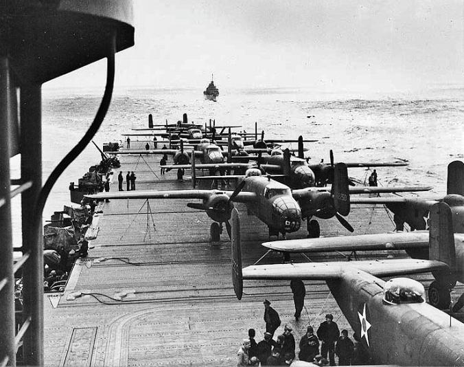 Doolittle Raid on Japan