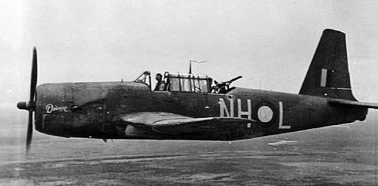 Vultee A-31 Vengeancera