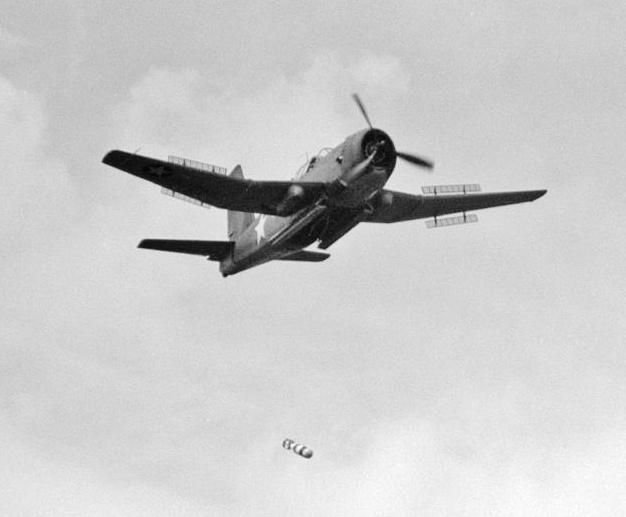 Vultee A-31 Vengeancesaa