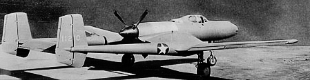 Vultee XP-54 Swoose Goose